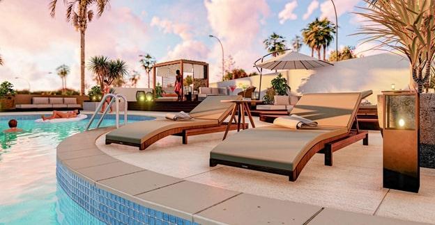 недвижимость в Лагуше на курорте Four Points by Sheraton Lagos