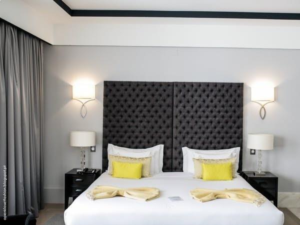 Двухместный номер делюкс с 1 кроватью / 2 отдельными кроватями