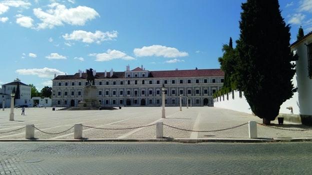 Отель в Португалии