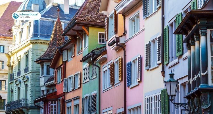Налоги в Швейцарии - картинка