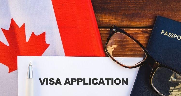 Виза в Канаду - картинка