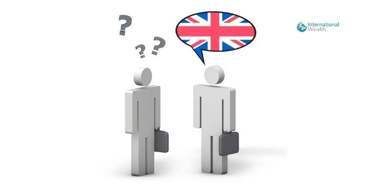 Компания в Англии