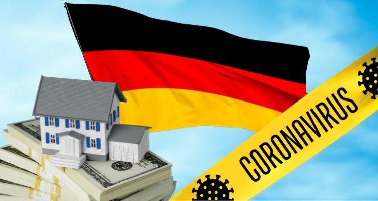 Недвижимость Германии ковид - картинка