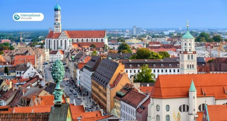 Картинка - жилье в Германии