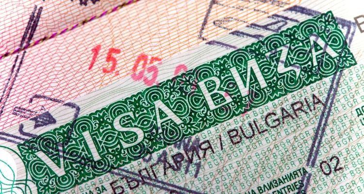 Виза в Болгарию - картинка