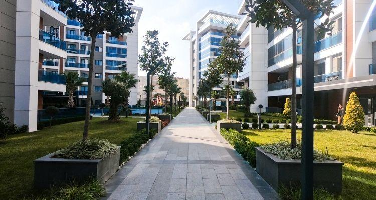 Картинка - комплекс Avcilar Garden
