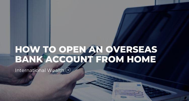Image - bank account online