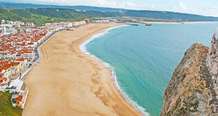 Серебрянное побережье Португалии
