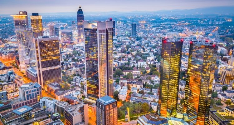 Картинки - новостройки в Германии