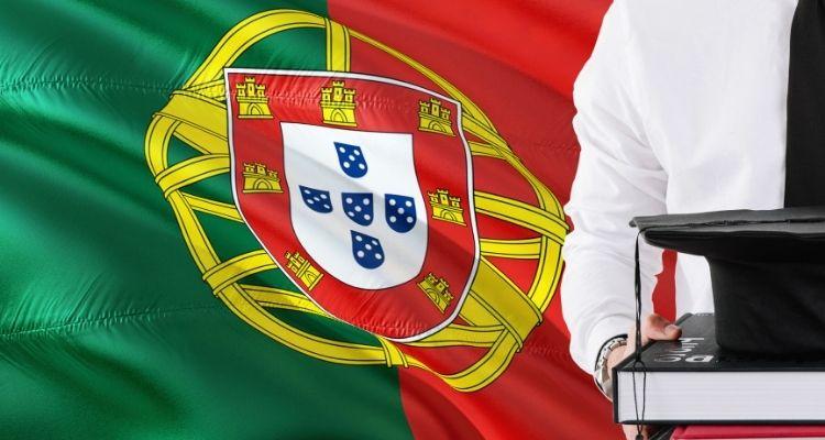 Картинка - образование Португалия