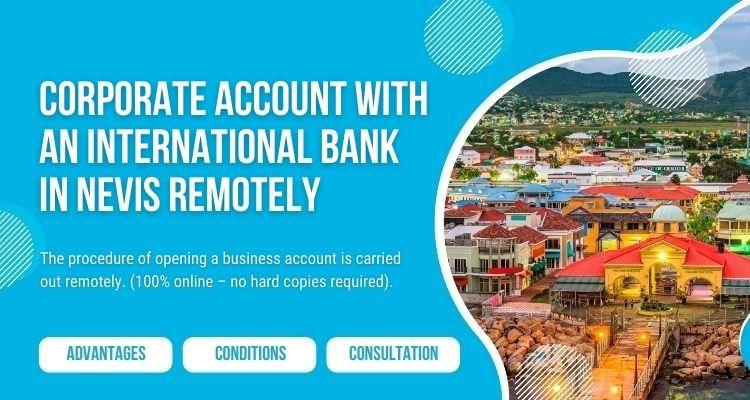 Account in Nevis