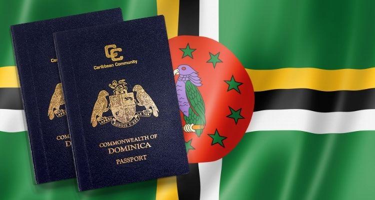 passport of Dominica