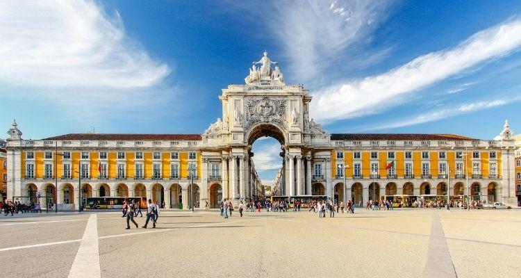 Лиссабон - картинка