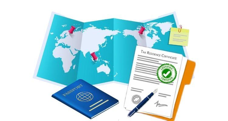 Выбор налогового резидентства