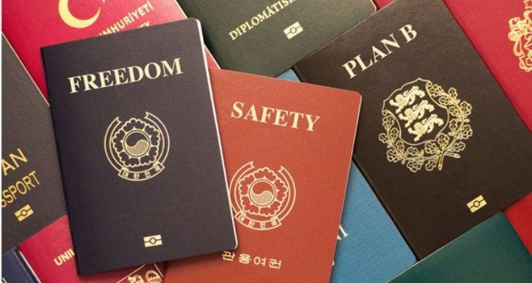 Резервный паспорт