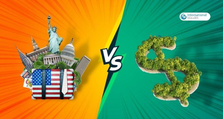 США или оффшор - картинка