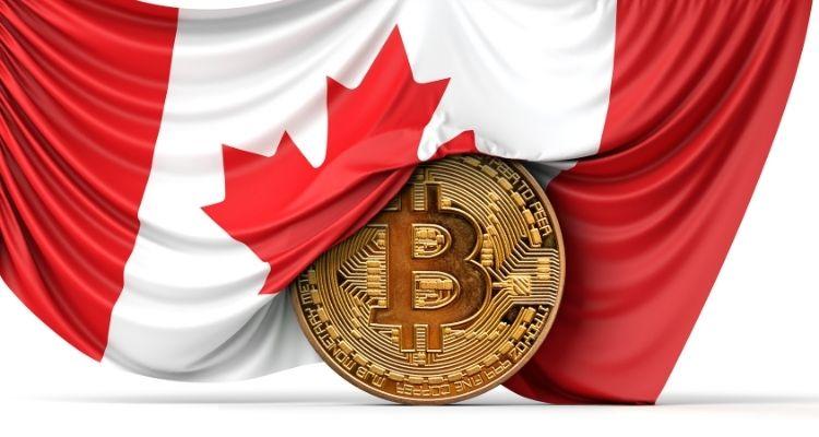 Канада криптовалюты