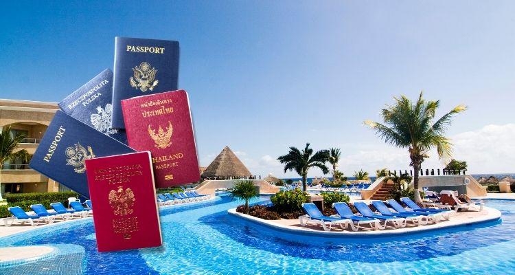 Курорт паспорт