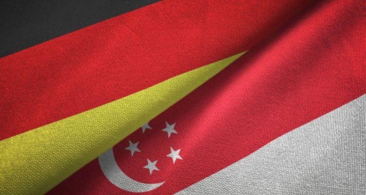 Сингапур Германия - картинка
