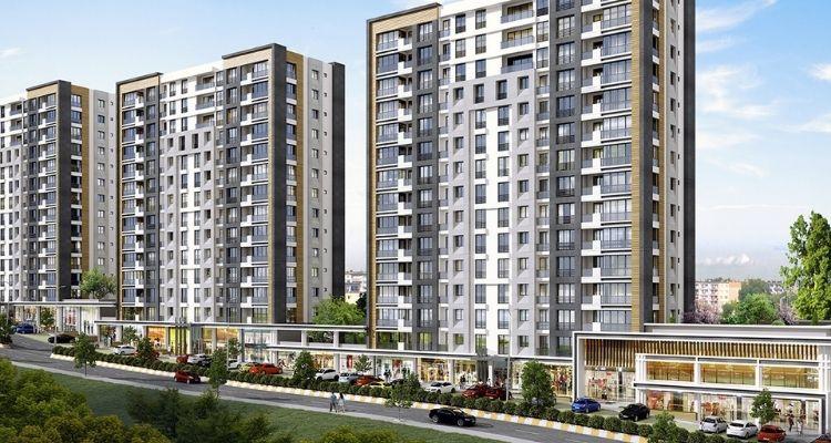 Gülpark Yuvam Projesi Residential Complex in Istanbul