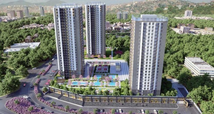 İstanbul Panorama Evleri Residential Complex