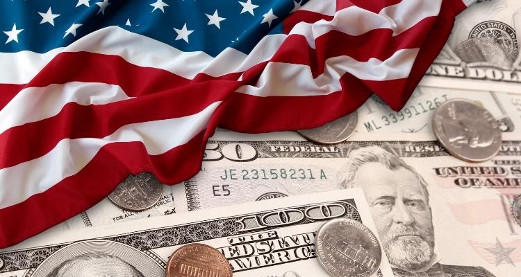 Счет в США