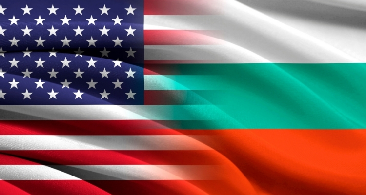 США Болгария