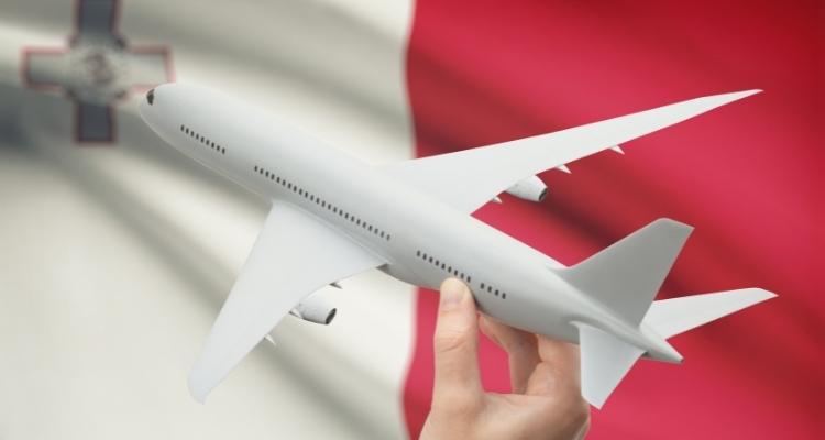 Мальта самолет