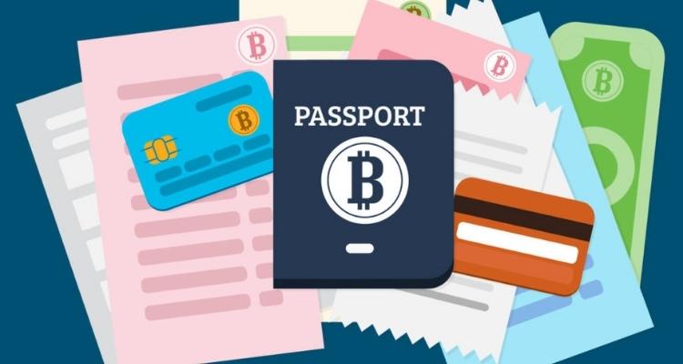 Паспорт и блокчейн